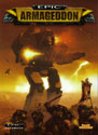 Epic: Armageddon rulebook cover