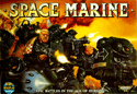 Space Marine box cover