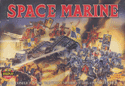 Space Marine - 2nd edition cover
